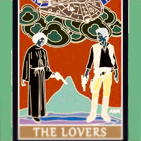 Podcast #005 – The Lover archetype in dangerous times with Indrus Piche
